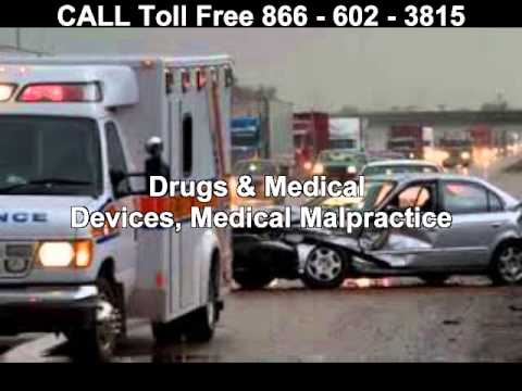 Personal Injury Attorney Tel 866 602 3815 Catherine AL