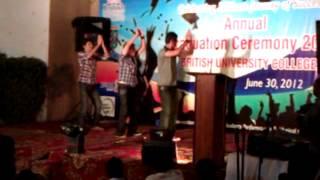 Why Kolaveri Di and pungi group dance