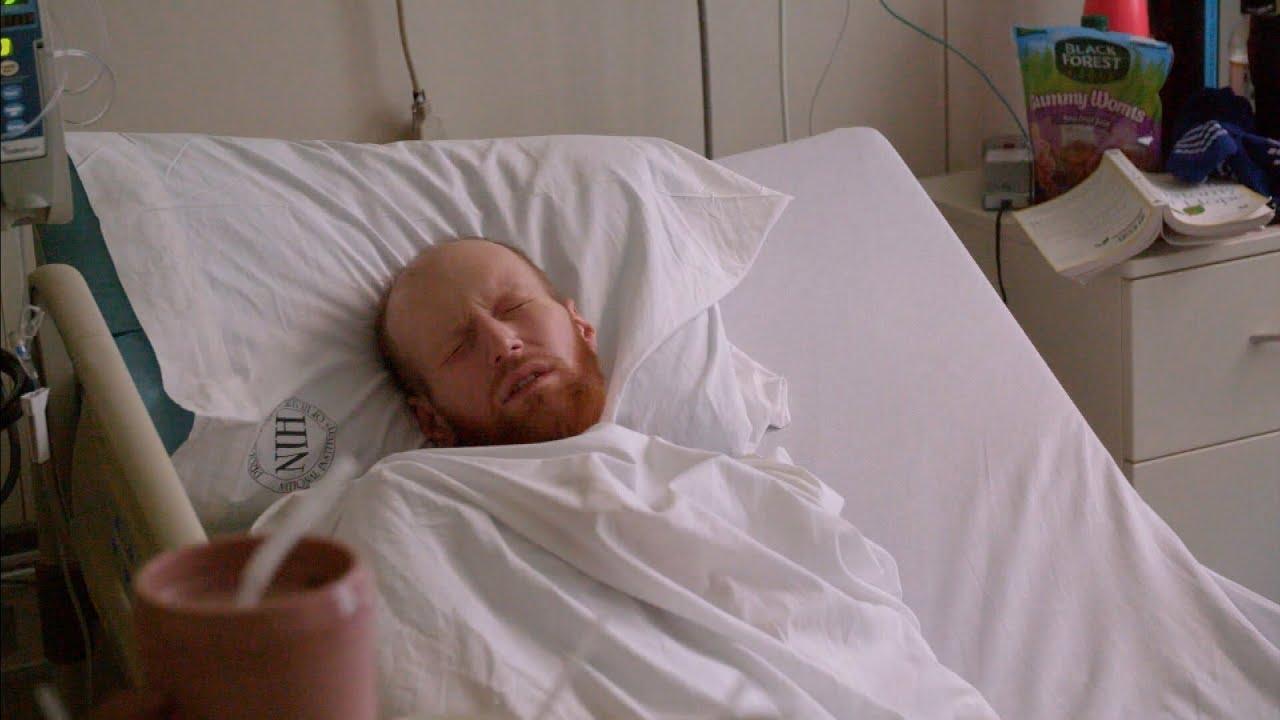 Atteint d'une leucémie, ce traitement est sa dernière chance (Cobayes pour la médecine de demai