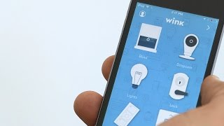 The Wink App and Hub at The Home Depot - Smart Home Open House