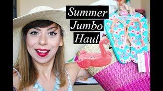 Summer Jumbo Haul - нови придобивки за лятото и плажа