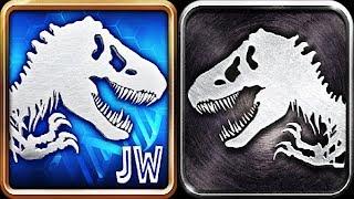 Jurassic World The Game Vs Jurassic Park Builder