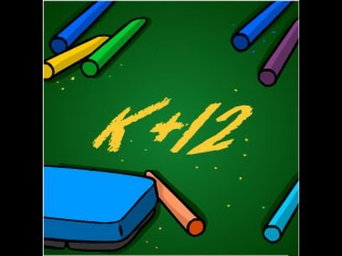 sharing my first week of K12.9/22/2013