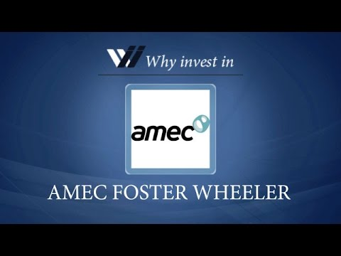 Amec Foster Wheeler - Why invest in 2015