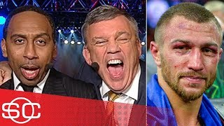 Stephen A., Teddy Atlas break down Lomachenko's win vs. Jose Pedraza | SportsCenter