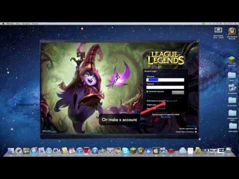 How to get League of Legends for Mac