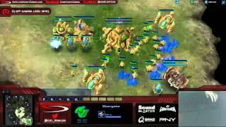 Minigun Commentating Ladder - G7 (vs. Sson) - Starcraft 2
