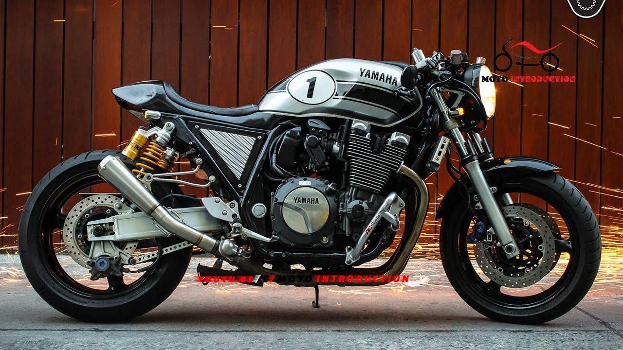 New Yamaha Xjr1300 Cafe Racer Litmited Edition The Sports Custom Xjr1300 Café Racer Youtube