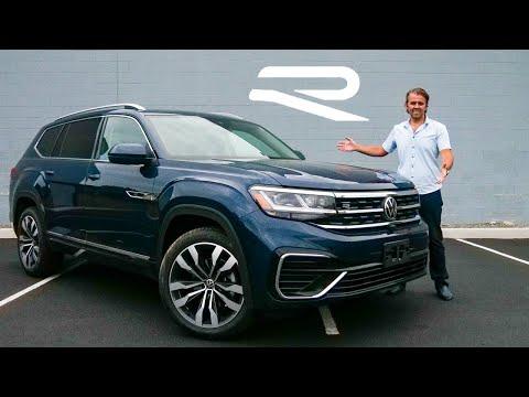 2021 VW Atlas R Line, what's new? Should you buy the R Line Trim?
