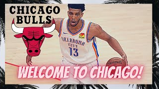 TONY BRADLEY HIGHLIGHTS! WELCOME TO CHICAGO!