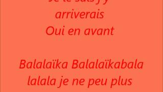kilari balalaïka parole ( en français )