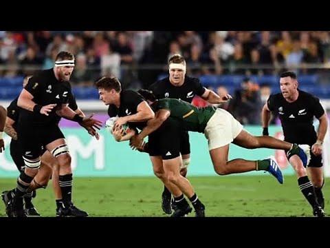 Mundial de Rugby arranca com vitória dos