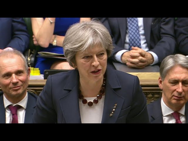 U.K. sanctions Russia, expels 23 diplomats