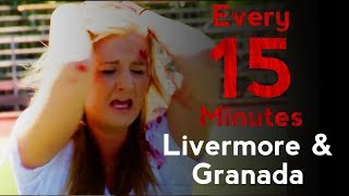 Every 15 Minutes: Livermore High School and Granada High School 2012 - EMMY AWARD NOMINATED(UPDATE 2015: Our newest video, EVERY 15 MINUTES SAN LEANDRO HIGH SCHOOL: IVAN'S STORY is up now and can be seen here, ..., 2012-05-24T04:45:28.000Z)