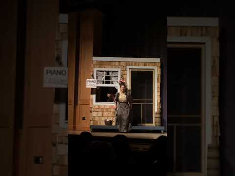 Goodnight My Someone - The Music Man - Plymouth North High School - 2016