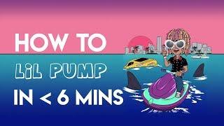 How To Lil Pump in Under 6 Minutes   Fl Studio Trap & Rap Tutorial