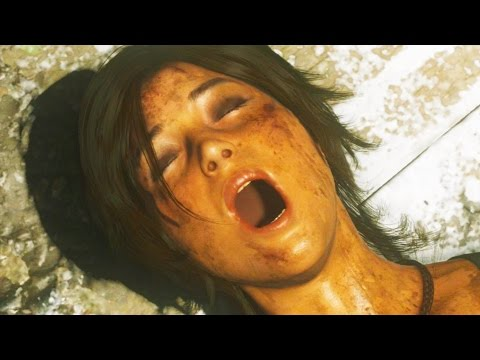 Rise Of The Tomb Raider - All Death Scenes Montage