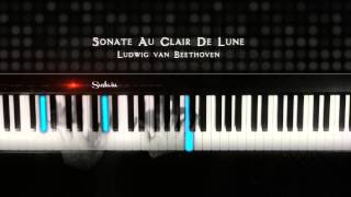 Sonate Au Clair de Lune - Ludwig Van Beethoven - Moonlight Sonata