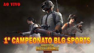 CAMPEONATO BLG SPORTS DE PUBG MOBILE - DIA 3