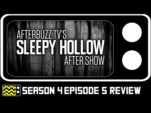 Sleepy Hollow Season 4 Episode 5 Review & After Show | AfterBuzz TV
