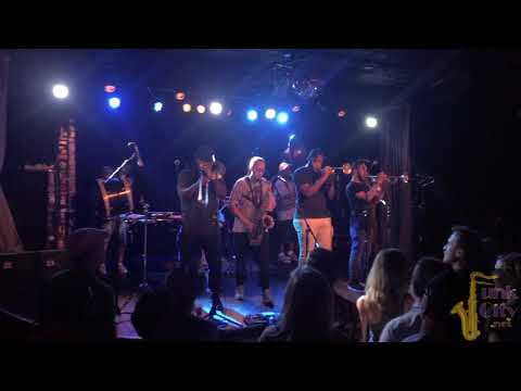 Rebirth Brass Band, FULL SET, Smith's Olde Bar, 9-8-18