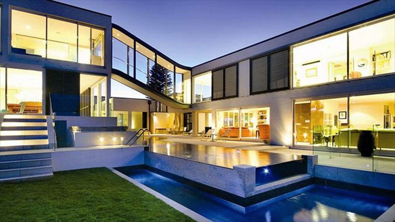Beautiful Houses Pictures beautiful glass houses - youtube