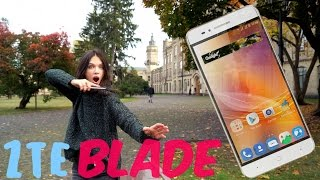 ZTE Blade A610: бритва Оккама