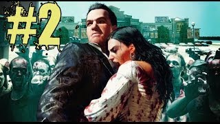 STRANDED WITH DUMBASSES!!! - Dead Rising Walkthrough Part 2 Gameplay Lets Play Playthrough