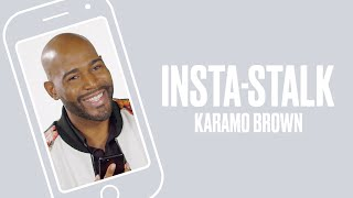 Queer Eye's Karamo Brown Insta-Stalks the Fab Five | ELLE