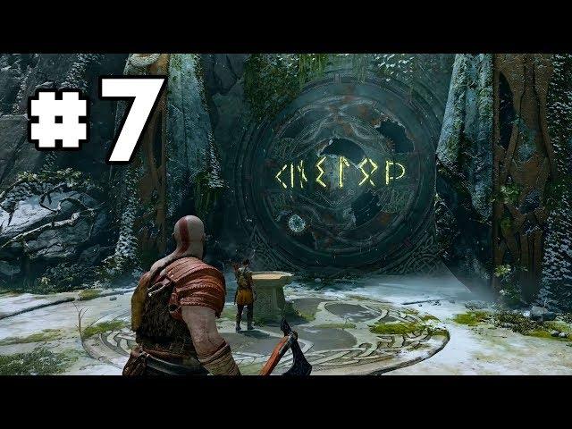 God of War 4 - EP 7 - Running Errands for the Dead