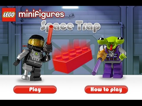 LEGO Minifigures Space Trap LEGO Video Game Walkthrough