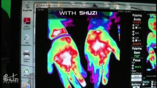 Dr. Greg Melvin tests the effects of SHUZI. Thumbnail