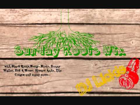 Sunday Roots Reggae Mix by DJ Lickle with free downlad link!