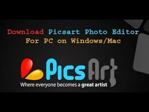 Picsart photo editor download for windows 10