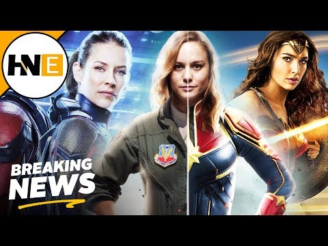 Female Superheroes are the Future According to Box Office Analysts