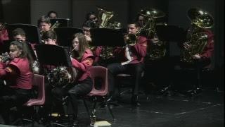 Lakeside Junior High  School  | Spring Band Concert 2018