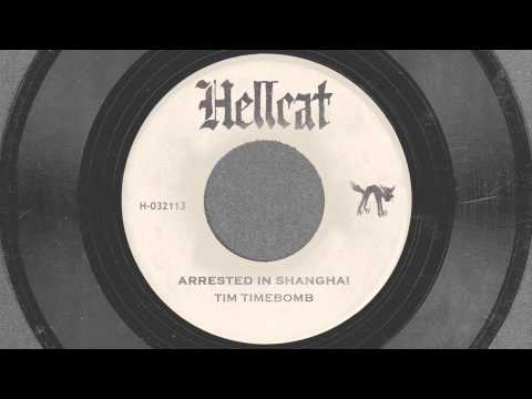 Arrested in Shanghai - Tim Timebomb and Friends