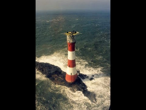 Lighthouses Of Wales,  Smalls Lighthouse,  Pembrokeshire