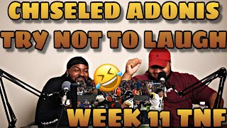 2019 NFL Week 11 TNF Game Highlight Commentary (Browns vs Steelers) - REACTION