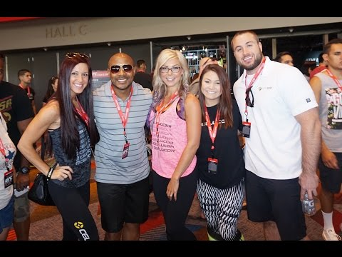 Vegas with Cellucor | UFC Fan Expo