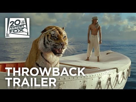 Life of Pi | #TBT Trailer | 20th Century FOX