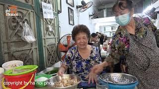 Xấu hổ quá tưởng vào nhầm quán Phở chửi tại phố Nam Ngư #hnp