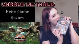 Jurassic Park Operation Genesis (PS2) - Retro Gaming Review