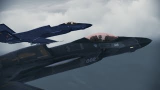 Operation Bunker Shot【Echo First】| Mission 8 | Ace Combat Infinity [1080p 60fps]