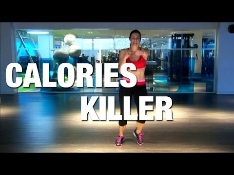 Fitness Master Class - Calories Killer - Lucile Woodward
