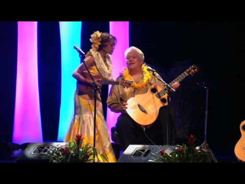 Hilo Hanakahi - Raiatea Helm and Keola Beamer Live