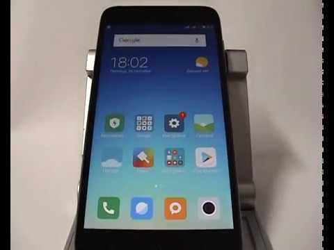 Переадресация вызовов в смартфоне Xiaomi