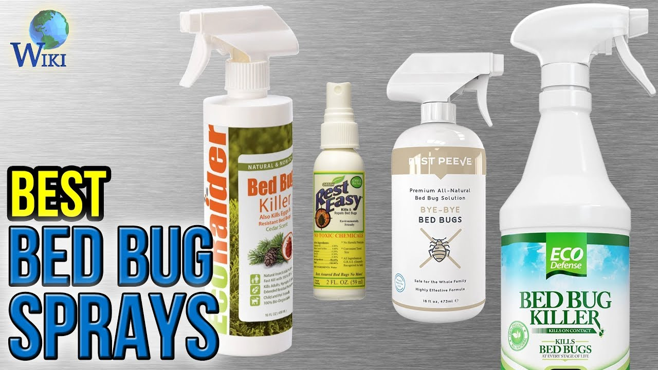 Sprays For Bed Bugs 10 Best Bed Bug Sprays 2017