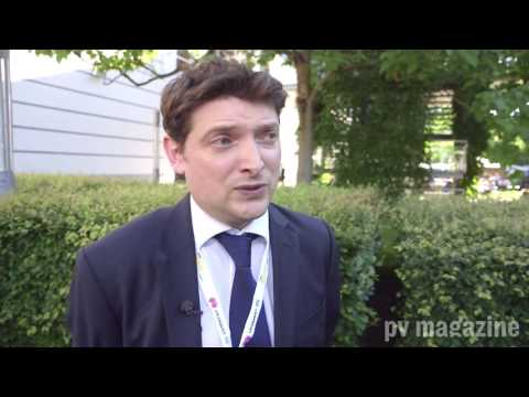 SolarPower Europe CEO James Watson talks solar PV in Europe