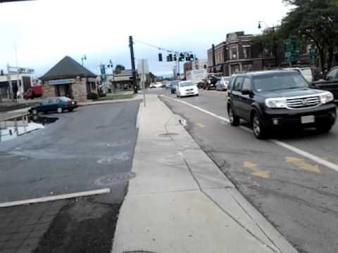 Downtown Framingham, Massachusetts  September 19, 2012